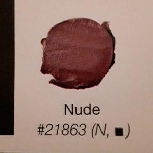 Hydra Brilliance Lipstick- color NUDE